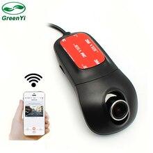Novate 96655 Sony IMX322 WiFi 1080P Car DVR Registrator Video Recorder Camera Dashcam Hidden Mini Camera For Android 5.1 6.0 DVD