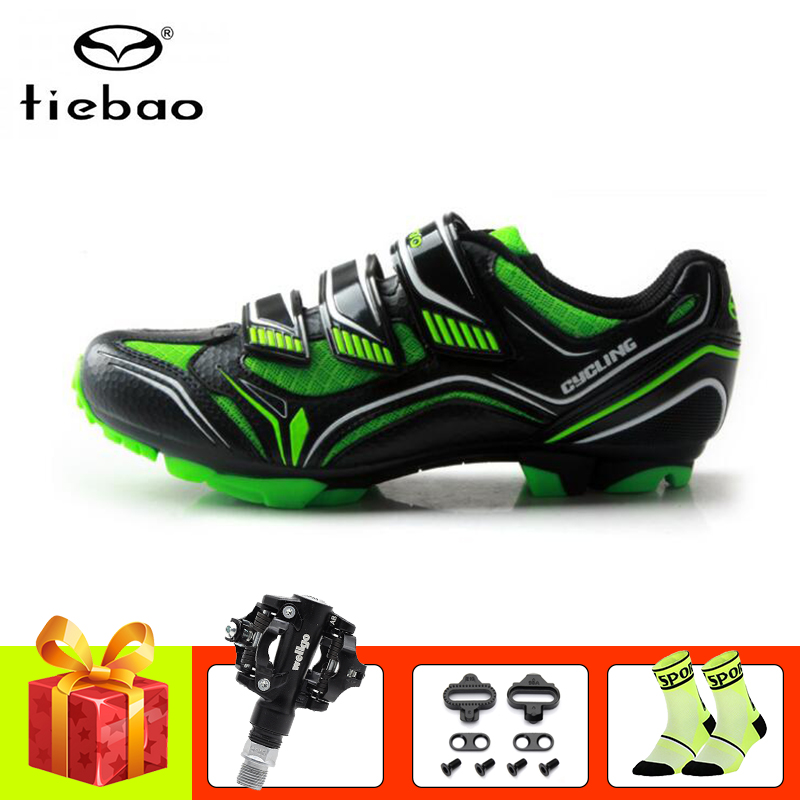 Tiebao MTB cycling shoes sapatilha ciclismo mountain bike shoes Sneakers Self-locking MTB breathable men SPD Pedals Bicycle ShoeTiebao MTB cycling shoes sapatilha ciclismo mountain bike shoes Sneakers Self-locking MTB breathable men SPD Pedals Bicycle Shoe