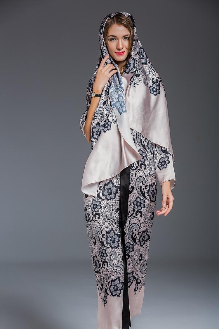 Fantastic Woman Islamic Muslim Long Dresses Middle Eastern Ethnic Style Dress