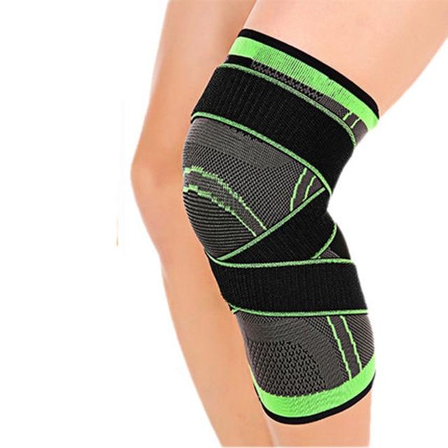 Pressurized Knee Brace 1