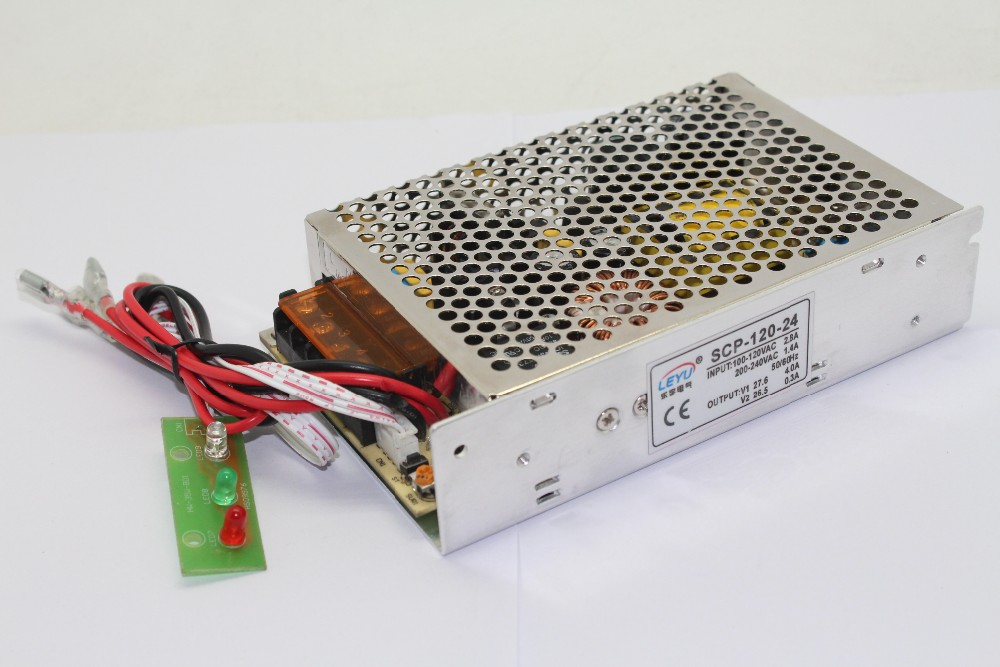 LEYU SCP-120-13.8V (12V) battery charger switching power supply with CE RoHS approved минипечь gefest пгэ 120 пгэ 120