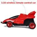 1:16 4 canais carro de controle remoto, alta simulação F1, brinquedos de controle remoto elétrico, metal diecasts, veículos de brinquedo, frete grátis