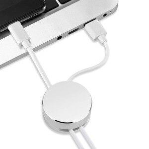 Image 2 - 마우스 번지 게임 마우스 코드 컨트롤러, 알루미늄 합금 마우스 헤드폰 케이블 홀더 관리 주최자 해결사