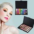 Pro 28 Colors Eyeshadow Palette Pearl Matte Nude Cosmetic Chocolate Brown Eye Shadow Set Smokey Eye Makeup Women Beauty