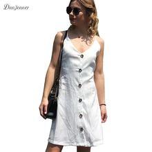 Женское пляжное мини платье с v образным вырезом и открытой