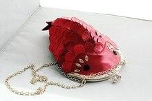 Original design handtasche frauen kleine kreuzkörper goldfisch tasche clip geldbörse umhängetasche bunte fisch geformt handtasche