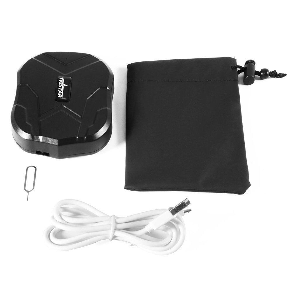 TKSTAR TK-905 Mini dispositif de suivi étanche avec aimant puissant longue veille GPS localisateur de suivi pour les enfants âgés - 2