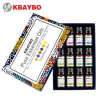 Nouvelles huiles essentielles à l'huile soluble dans l'eau pour aromathérapie huile de lavande huile humidificateur avec 12 types de parfum jasmin