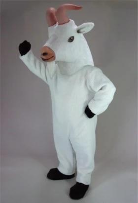 Garçons peluche chèvre Costume Pour Mountain Yak animmal Farm Fancy Dress Costume 98 CM 1
