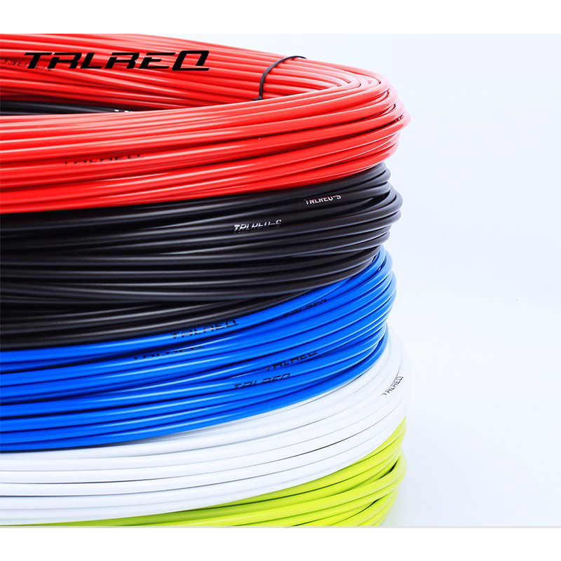 2m 5 Colors Brake Shift Cable Housing Hose Kit  Mountain Bicycle Bikes Accessory