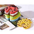 5pcs/lot Child & Baby Door Stopper Door Clamp Pinch Hand Security Card Baby Door Stopper Protect Clip Safety Products