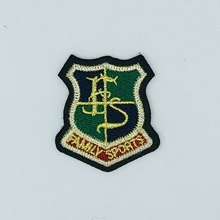 Custom Embroidered PATCH Iron-on for clothing Welcome to custom your own patch DIY
