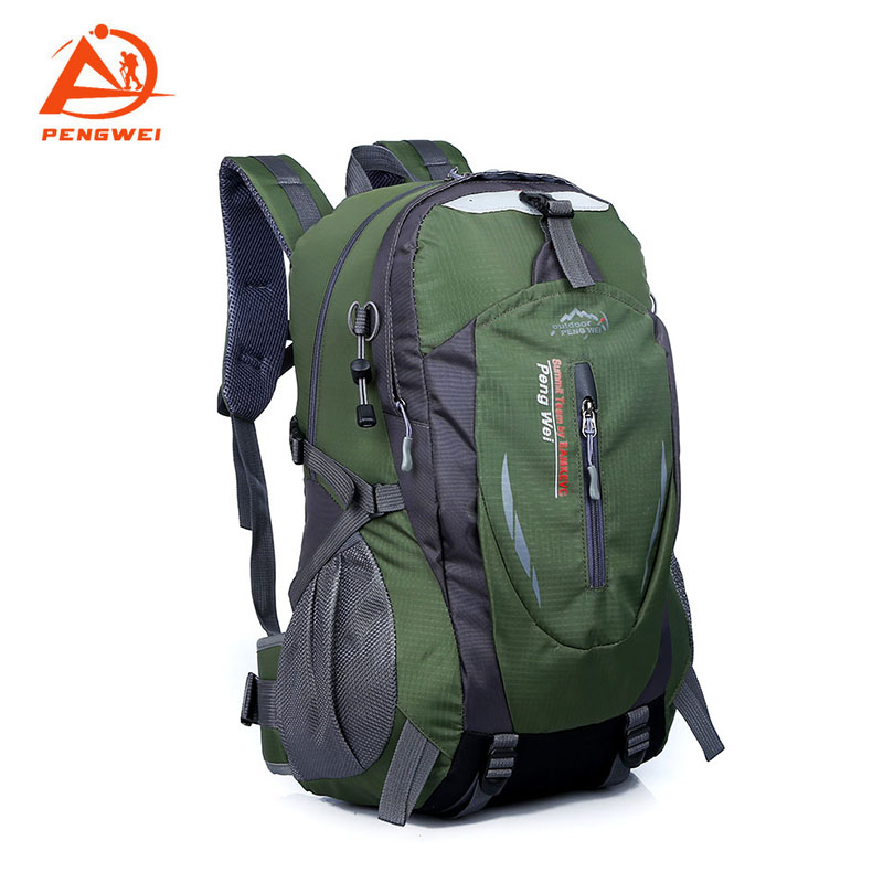 New women men outdoor sport climbing bag camping hiking tym big bags for travel 2017