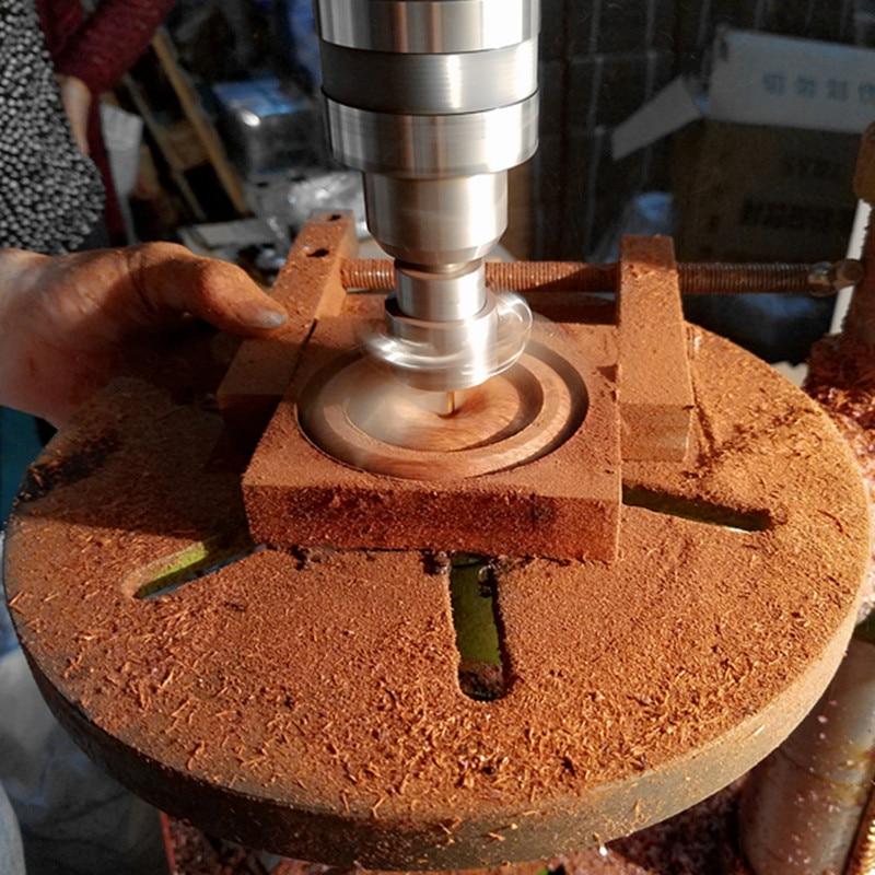 Käevõru freeslõikuri ruuteri puidutöötlemisriistad puidust - Tööpingid ja tarvikud - Foto 5