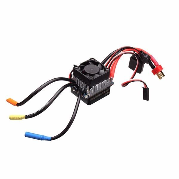 цены Racerstar 60A ESC Brushless Waterproof Sensorless 1/10 RC Car Part