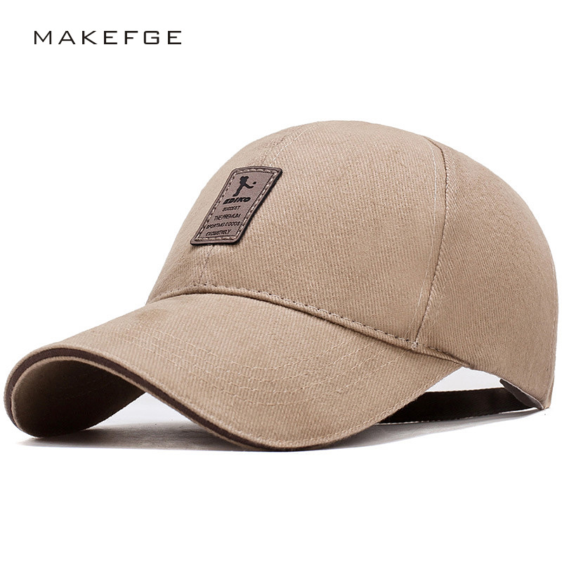 2019 New High Quality Brand   Baseball     Cap   EDIKO Casual Hat Spring Man Woman Cotton Adjustable Dad Hat Sport Solid Male Vintage