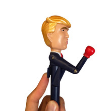 New 1Pc Party Favor Baby Shower Upgraded Version US Presidential Shape Boxing Decompression Pen Children Toys Gift Souvenir