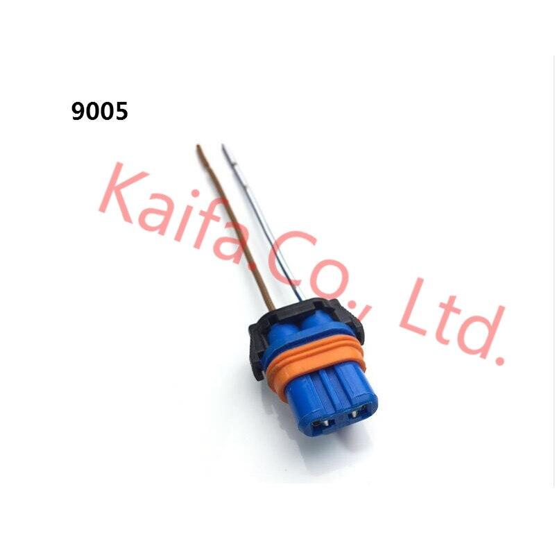 Car Electronics Shhworldsea 2 Pin Hb3 9005 Car Lamp Socket Auto Bulb Holder Led Lamp Base Adapters Car Connector Extension Cable Female Plug