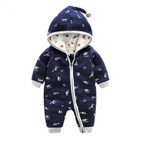 IYEAL New Arrival 2019 Spring Autumn Baby Boy Clothes Newborn Cotton Tracksuit Clothing Baby Long Sleeve Hoodies Infant Jumpsuit