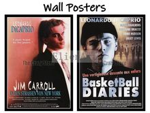 The Basketball Diaries Movie Home Decorative Painting White Kraft Paper Poster 42X30cm where the wild things are movie home decorative painting white kraft paper poster 42x30cm