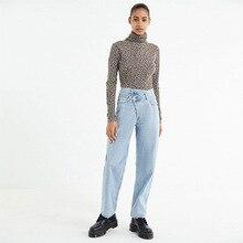 цены femme pants Irregular jean woman mom jeans pants boyfriend jeans for women with high waist push up large size ladies jeans denim
