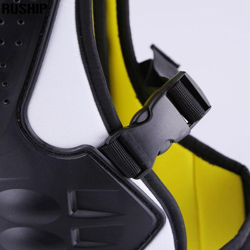 Professionnel Ski Snowboard Support arrière moto corps protecteur dur skateboard soutien sport Motocross Protection arrière - 6