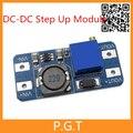 5 шт. бесплатная доставка MT3608 DC-DC Step Up Питания Применить Модуль Booster Модуль Питания МАКСИМАЛЬНАЯ выходная 28 В 2A Для Arduino