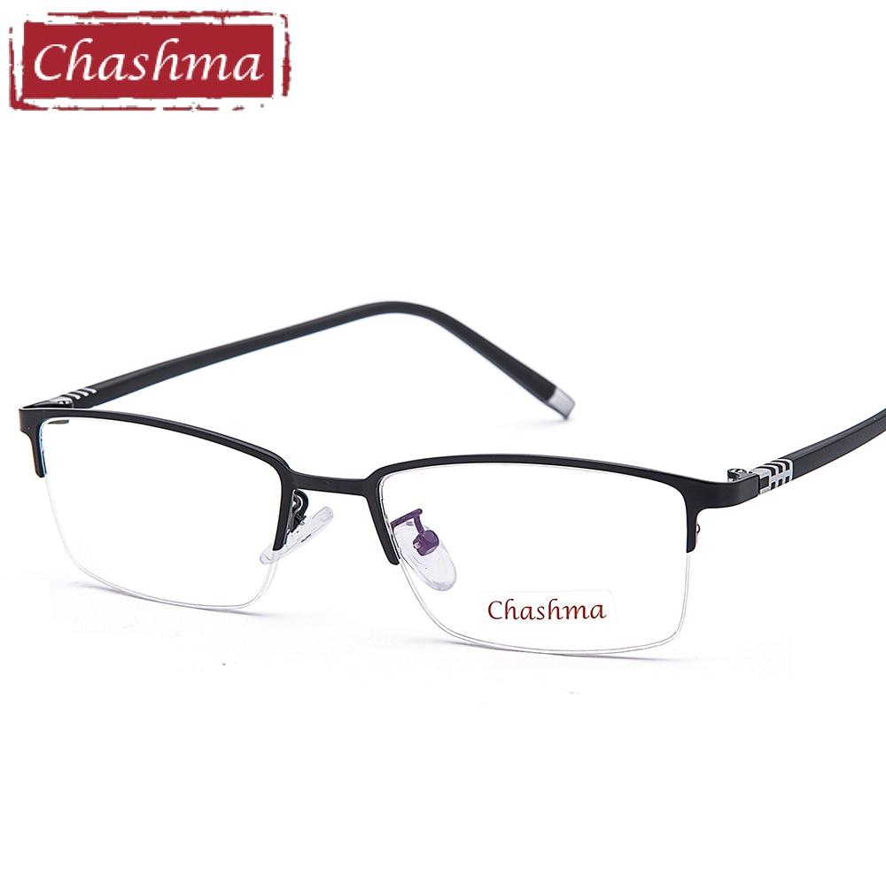 887a5201ad4c6 Qualidade Da Marca Top Qualidade Liga Armações TR Chashma 90 Homens Quadro  Moda Óculos de armação oculos de grau masculino