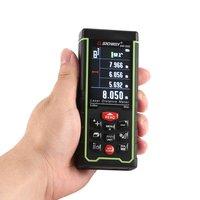 SNDWAY laser distance meter 50M 70M 100M 120M 150M Range Finder Trena Laser Tape Measure Distance build measure device test tool