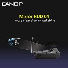 EANOP M40 HUD головное устройство Дисплей Автомобильная электроника проектор скорости Электроника бортовой компьютер OBD II автомобильный скорос...