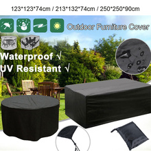 buy outdoor chair cover and get free shipping on aliexpress com rh aliexpress com Corner Covers for Furniture Furniture Protection Covers