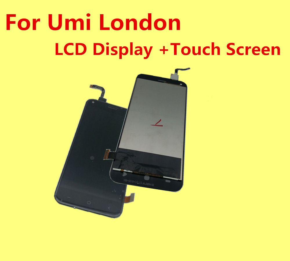 FOR Umi London LCD Display +Touch Screen + Tools Digitizer Assembly Replacement Accessories For Phone
