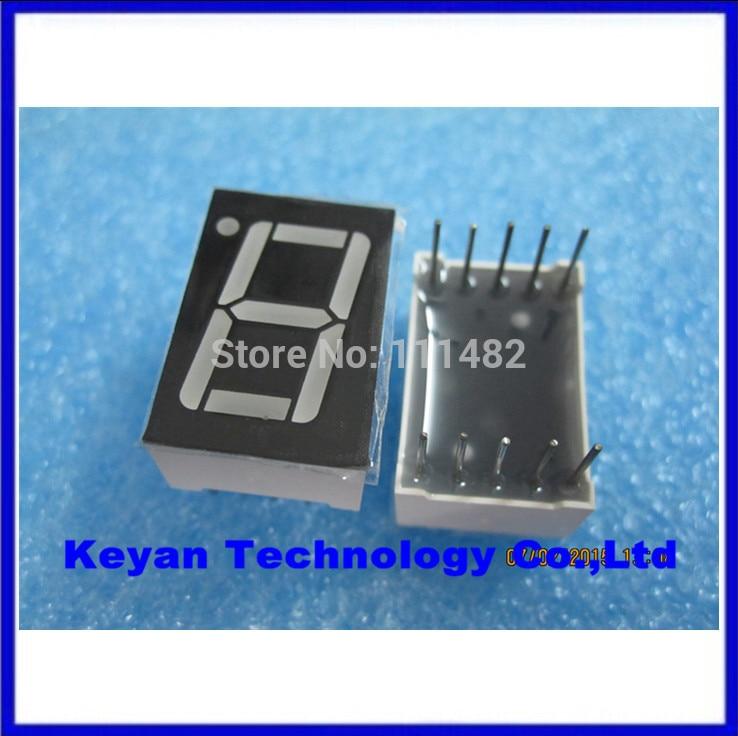 100 PCS LD-5161BG 1 Digit 0.56