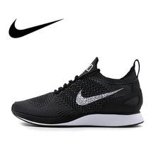 45db8690 Оригинальный Nike Оригинальные кроссовки AIR ZOOM МЭРАЙИ FLYKNIT Для мужчин  дышащие Беговая Спортивная обувь Открытый кроссовки