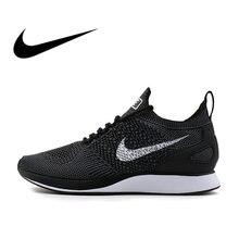 57608c2d8988 Original Nike AIR ZOOM MARIAH FLYKNIT Men s Running Shoes Sport Outdoor  Sneakers Athletic Designer Footwear New Arrival 918264