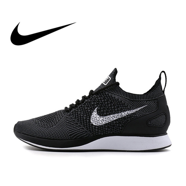 8a11fb9e7bbf Original Authentic Nike AIR ZOOM MARIAH FLYKNIT Men s Breathable Running  Shoes Sport Outdoor Sneakers 2018 New Arrival 918264-in Running Shoes from  Sports ...