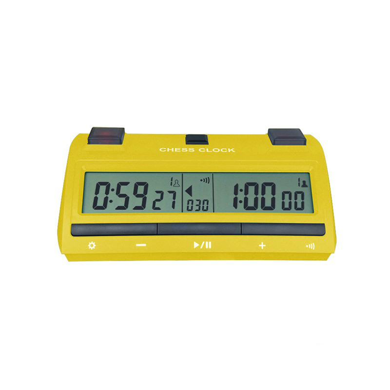Multifuctional Digital board competition Chess Clock Count Chess Professional Electronic Alarm timer