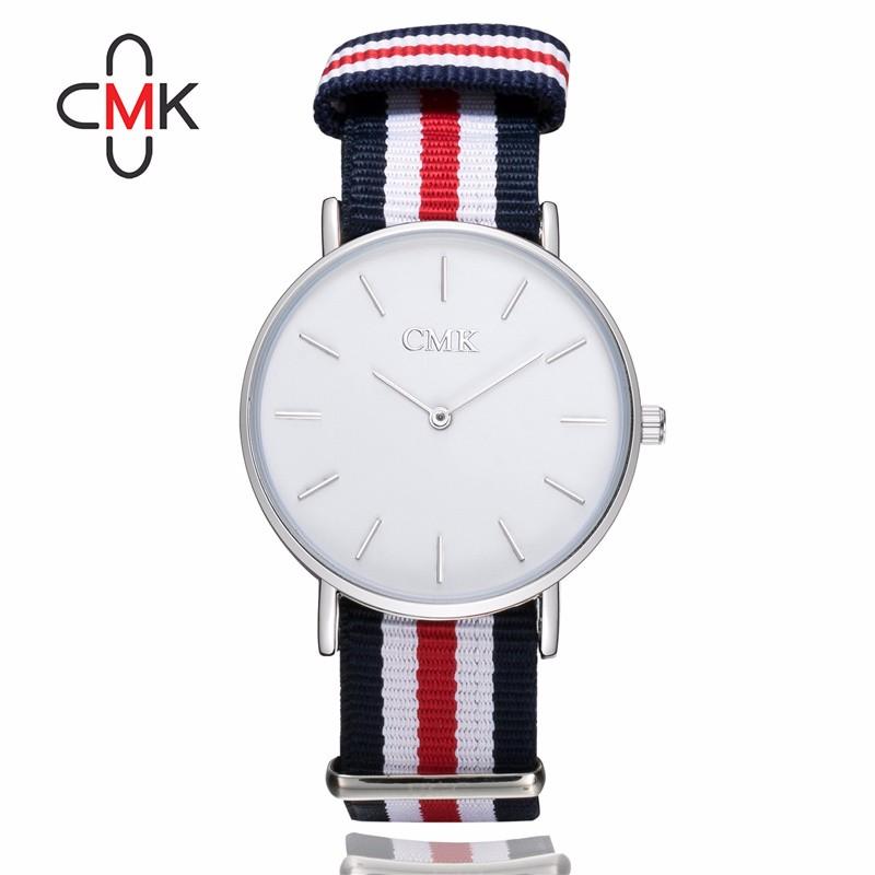 b1ddab208ae CMK Cambridge Clássicos Dos Homens Relógio de Pulso Relógio de ...