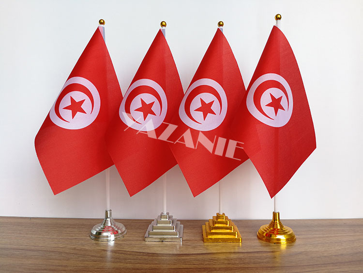 Word Country Table Flag National Desk Flag (4)