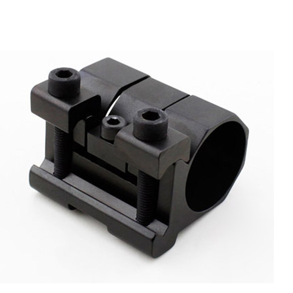 UniqueFire UF-002 Scope Mount Holder 25.4mm Ring Diameter Complete solution for Mounting Flashlight & Laser Sight on rifle