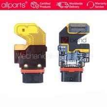 Single / Dual SIM Version USB Flex Cable For SONY Xperia Z5 USB Charging Dock Flex E6603 E6653 E6633 E6683 Replacement Parts