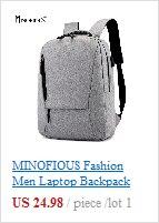 estilo casual sacos de viagem grande masculino negócios mochila escolar
