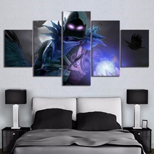 5 Piece GAMING Enforcer Poster on Canvas for Home Decor F5V4