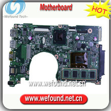 100% Working Laptop Motherboard for asus X202E Q200E S200E X201E Mainboard full 100%test
