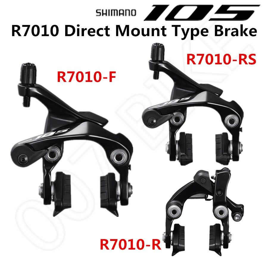 SHIMANO 105 BR 5810 R7010 Direct Mount Type Brake Caliper 5810 R7010 Road Bicycles Brake Caliper