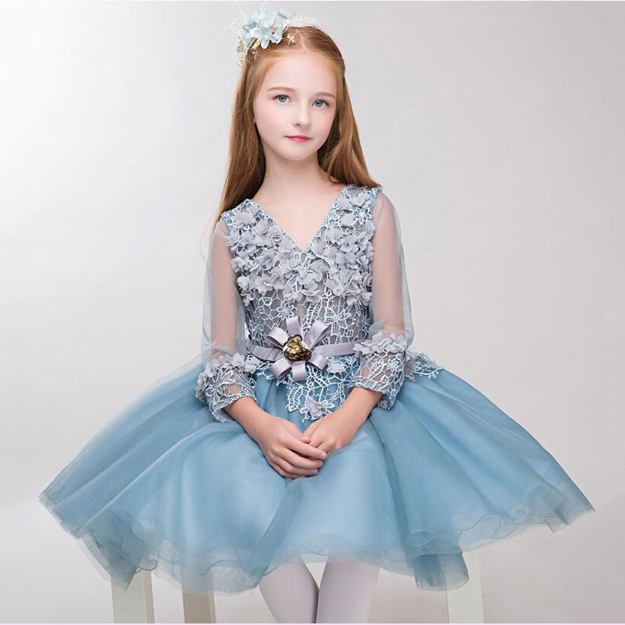 Flower Girl Dresses Sweeter Princess First Communion Birthday ...