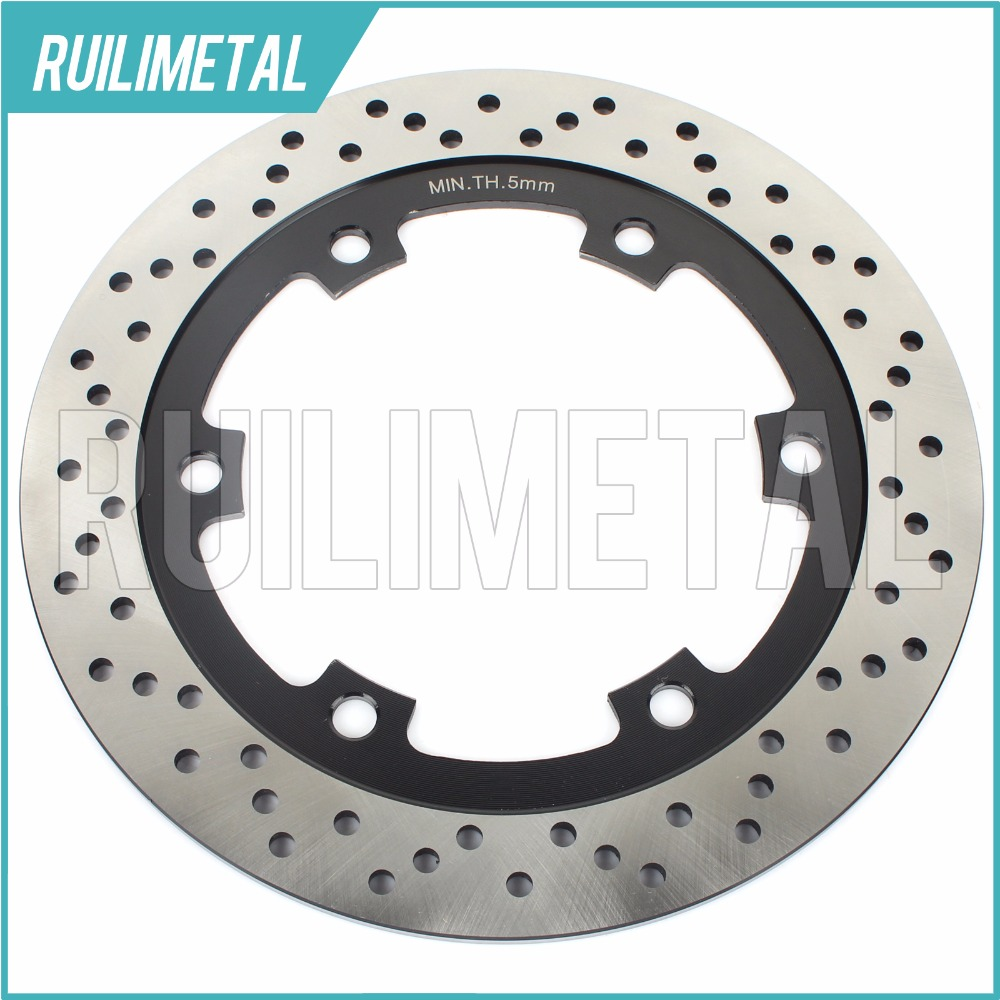 Rear Brake Disc Rotor for GPX 400 R GPX 600 R  Warbird ZR 1100 Zephyr RS ZRX 1100 ZX 600 Ninja R 88 89 90 91 92 93 94 95 96
