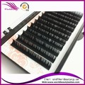 Free shipping Hot sale handmade silk eyelash extension all size available 0.05 mm 0.07mm 0.25mm