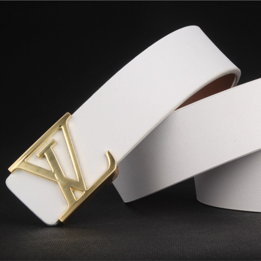 e48c09c0ee2d0 designer mens belts gold buckle big yards Black belts free real leather  cinturon dorado-in Men s Belts from Apparel Accessories on Aliexpress.com