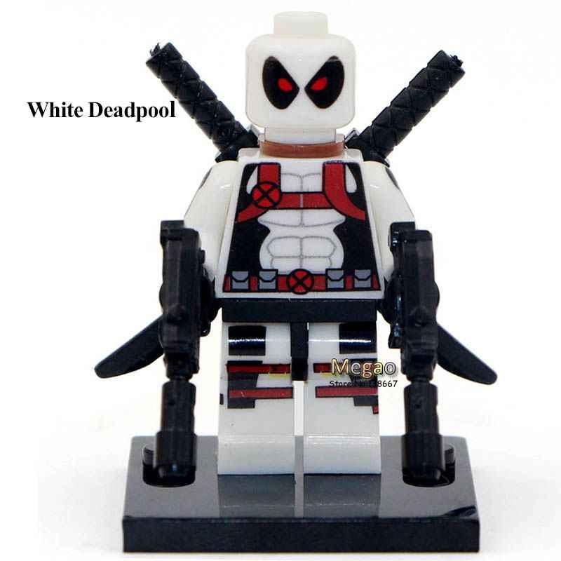 Single Sale 918 White Lantern 908 Gambit  High Quality Block Super Hero Classic  Collection Children Gift Toys